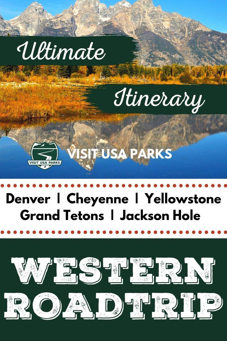 Grand Teton, Yellowstone and Glacier National Parks: 10