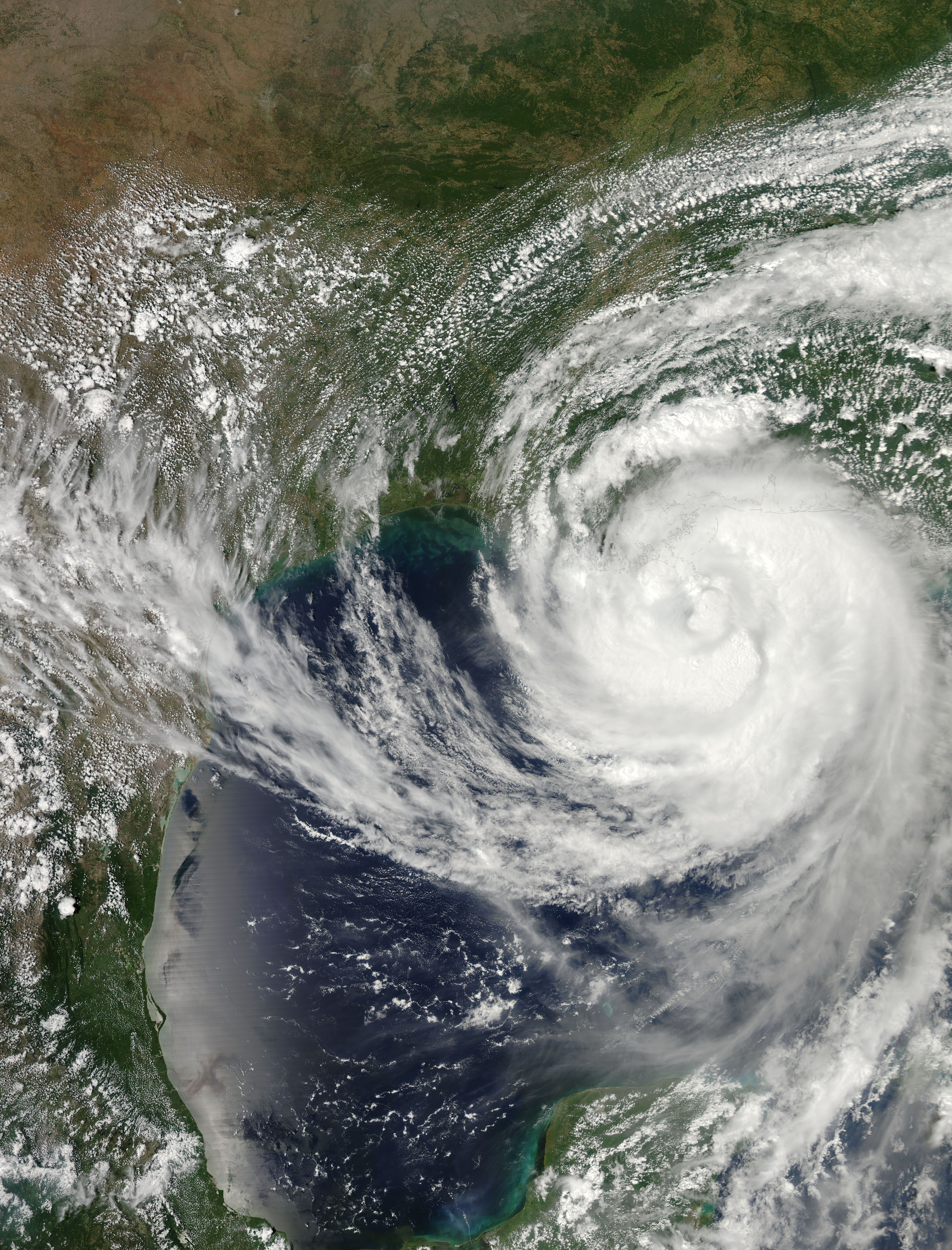Hurricane Isaac Formation In The Gulf Of Mexico On Aug 2012 On The Gulf Coast Of Mississippi Spirals In Nature Mother Earth Mother Nature
