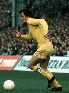 Joe Jordan Leeds United 1973