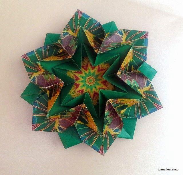 Origami Bela Flor: Mandalas 2015