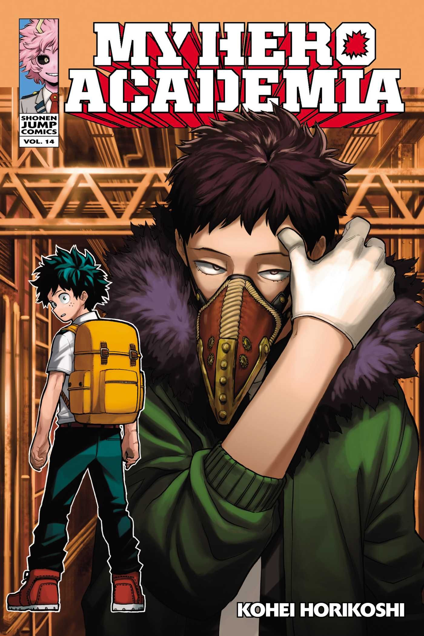 My Hero Academia Vol 14 My Hero Hero My Hero Academia