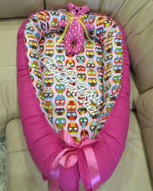 bf7124707f5d Детская ручной работы. Ярмарка Мастеров - ручная работа. Купить Кокон для  новорожденных. Handmade