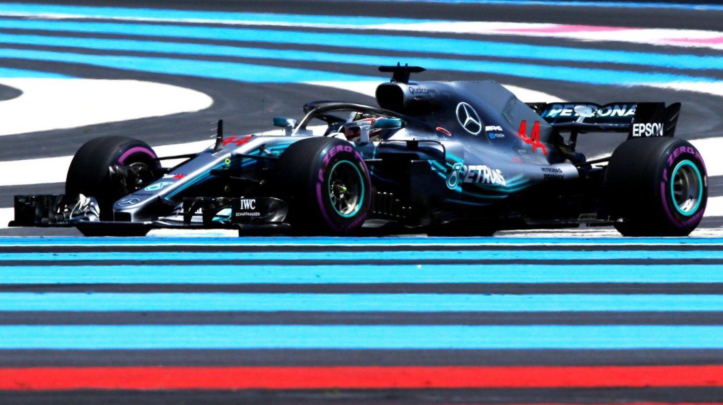 22/06/2018 Lewis Hamilton, Circuit Paul Ricard, Le