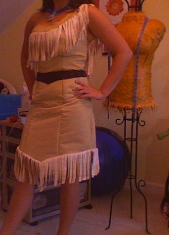 Pocahontas Costume Pattern | Holidays | Pinterest | Pocahontas ...