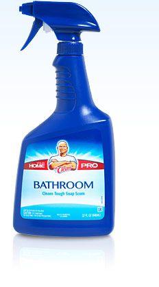 Mr. Clean® Bathroom Spray Cleaner