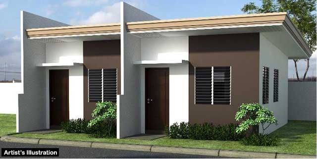 Low Cost And Economic Houses And Lots In Cagayan De Oro City Small House Design Architecture Small Apartment Building Design Residential Building Design