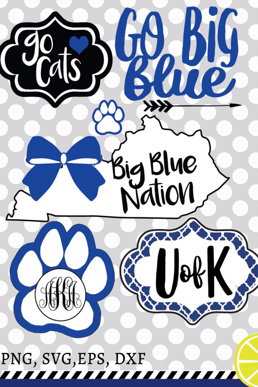 University Of Kentucky Svg File Kentucky University Of Ky