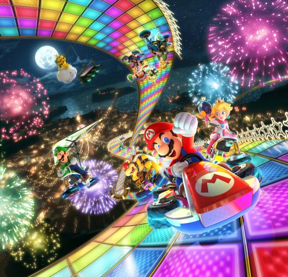 Pin By Gaby Heyzer On Super Smash Bros Mario Kart Super Mario