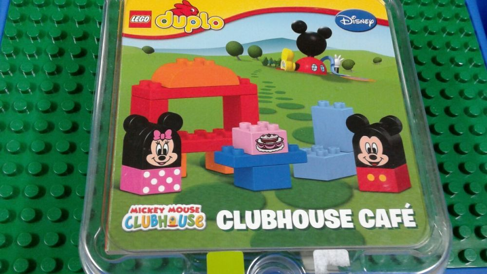 Lego Duplo Mickey And Minnie Mouse Clubhouse Cafe Blocks Bricks Disney Toys Hobbies Building Toys Lego Ebay Minnie Mouse Clubhouse Lego Duplo Lego