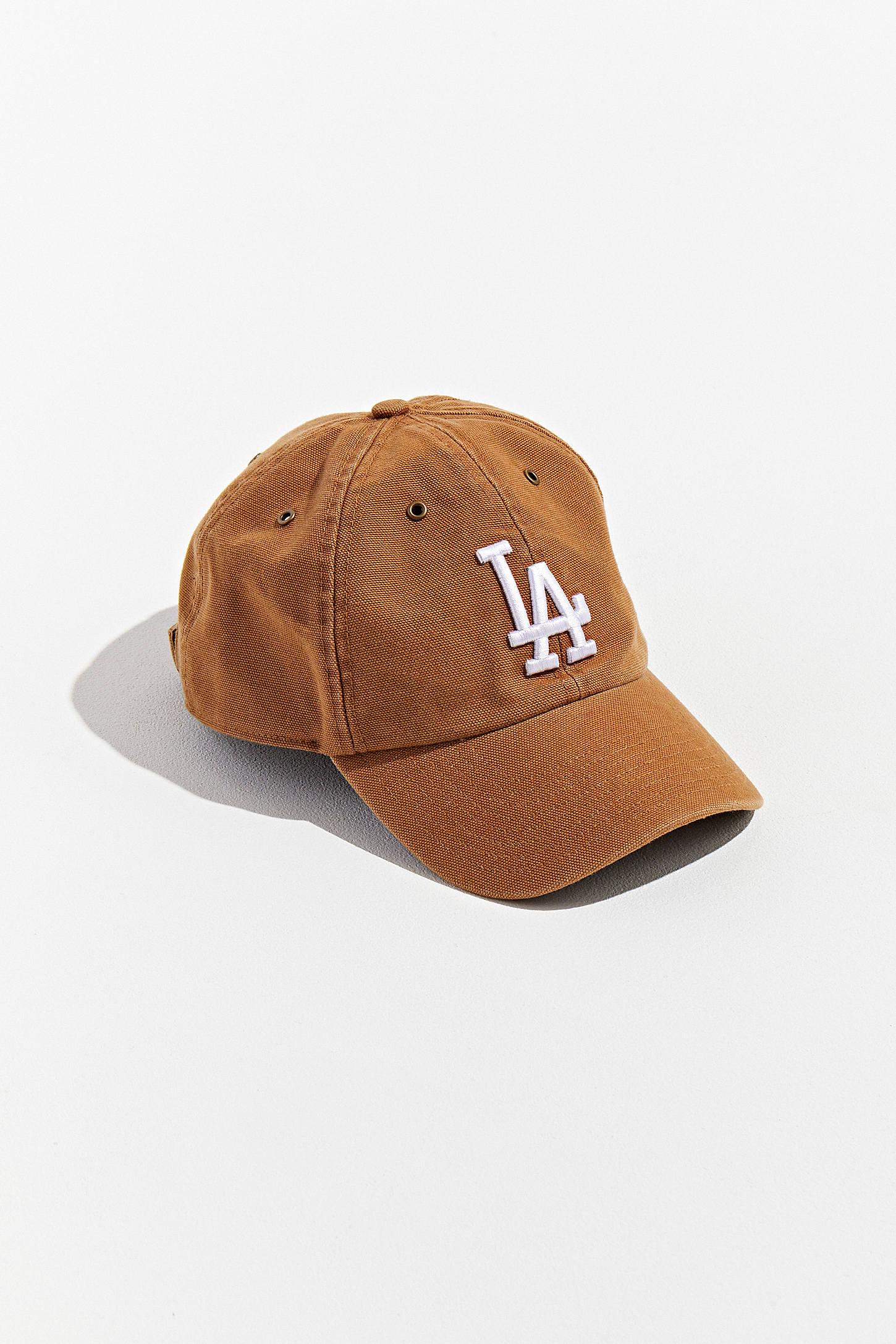 47 Brand X Carhartt Los Angeles Dodgers Dad Baseball Hat Baseball Hats La Dodgers Hat Dodger Hats