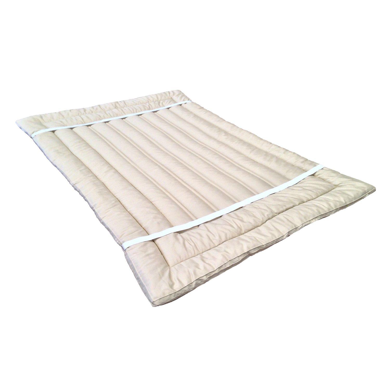 1 5 Quot Wool Mattress Topper Memory Foam Mattress Topper