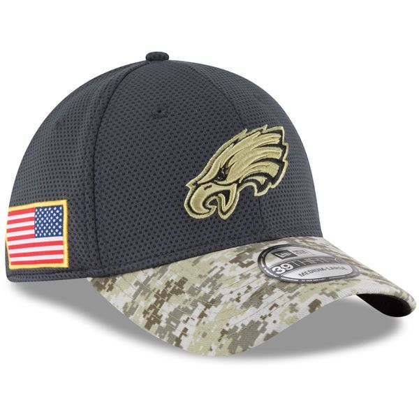 0e6b41142 2016 eagles salute to service hat | 2016 Salute to Service Hat ...