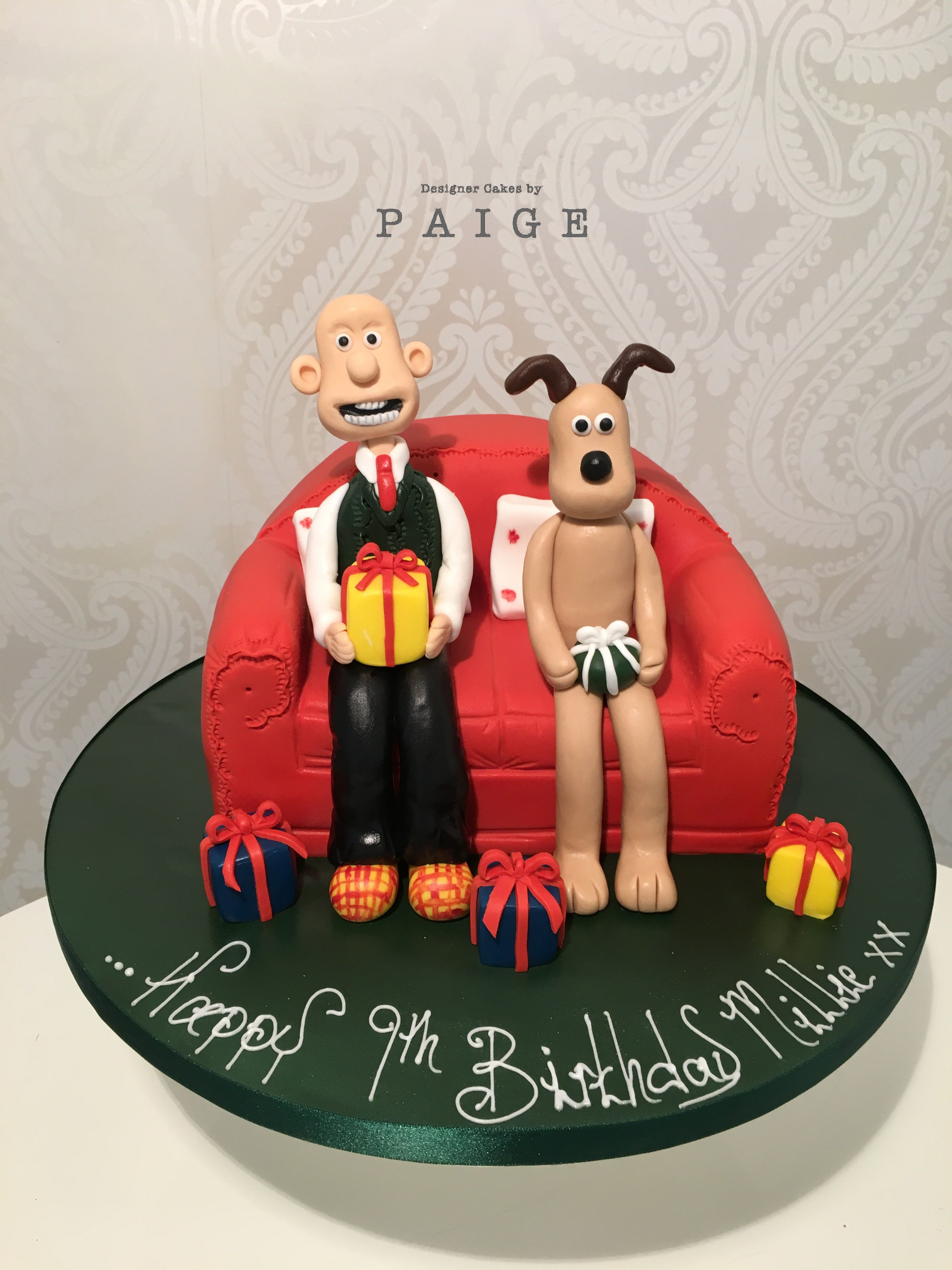 Pin by designer cakes by paige on girls 9th birthday