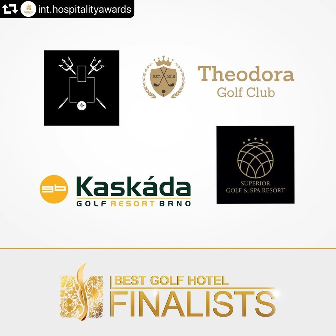 For the second year in a row, @theodoragolfclub has been nominated FINALIST @int.hospitalityawards in the following...