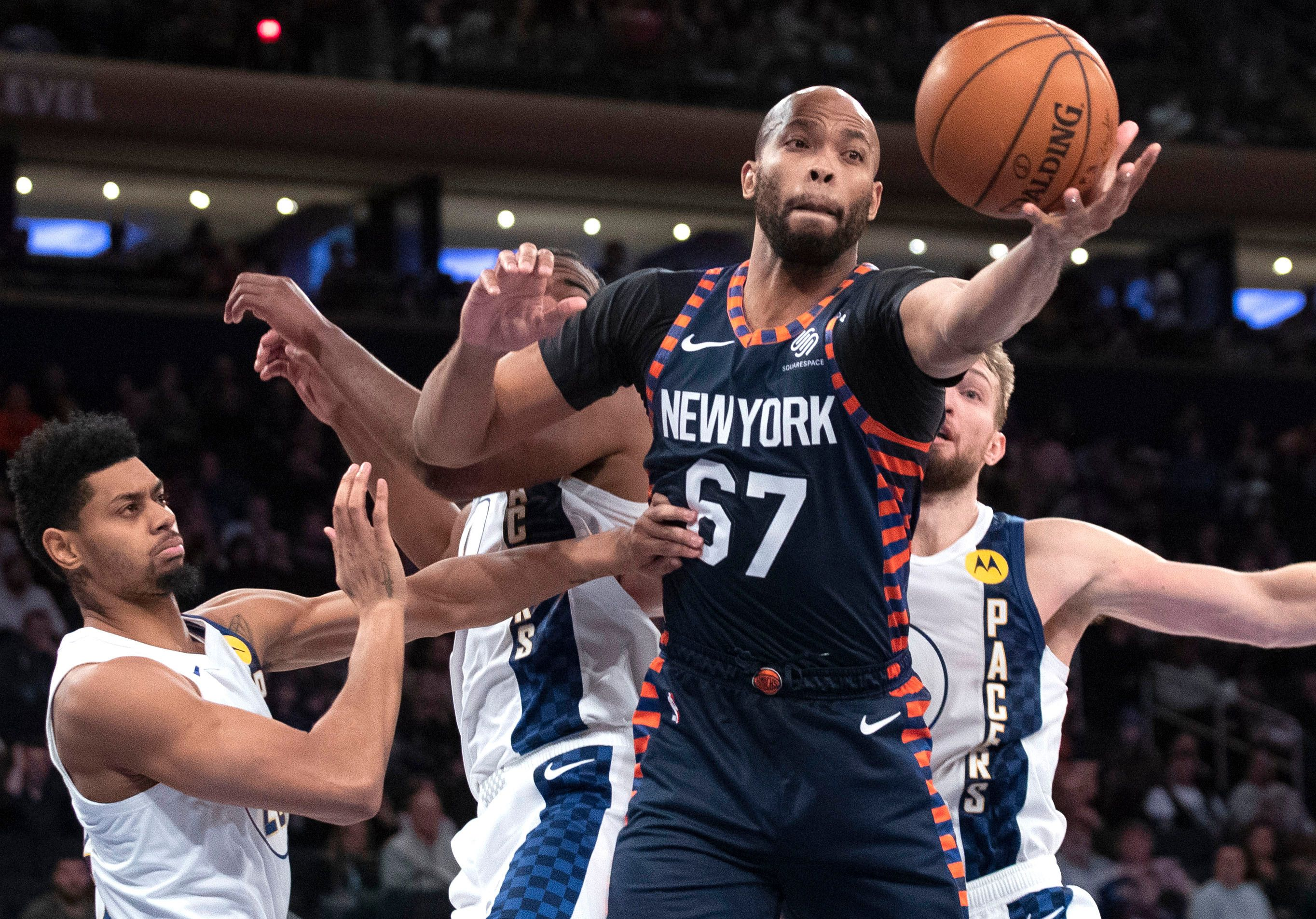 Knicks players not allowed to say why David Fizdale was