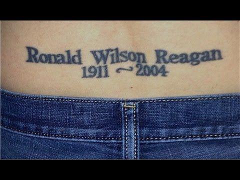 Ana Getting A Tattoo? Washington D.C. Considering Tattoo Waiting Period Law