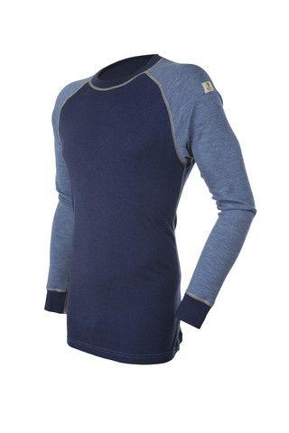 Janus Kids/' Wool Basic Long Sleeve Shirt