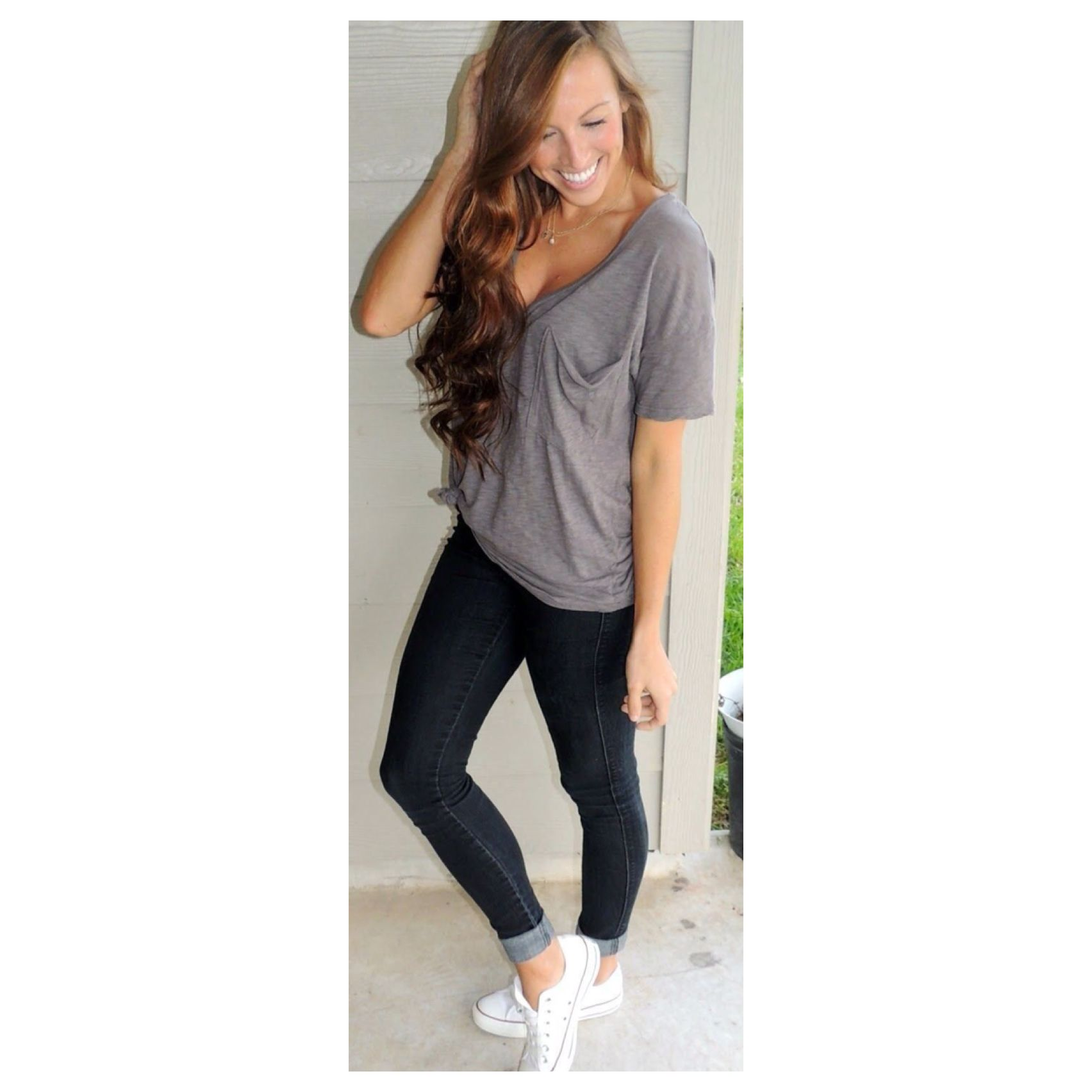 Cute & Casual Summer Outfit | Clothing | Casual summer ...