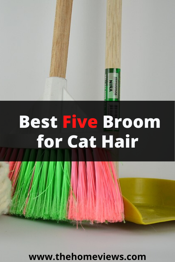 Finding the best broom for cat hair to battle cat hair can be difficult. So, we study some items you would like to know before searching for your new brush in this post. We do discuss with you the best broom for cat hair that we consider to be the cutest puppy hair brooms. Here you will likely come into two significant types of brushes. The first one is a typical upright space with (typically synthetic) bristles in it. The second one is a model push broom and has hairs of silicone. #brooms #cat