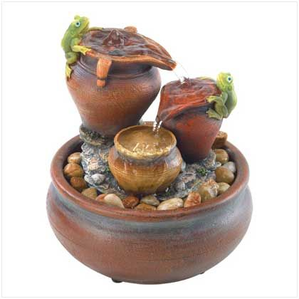 Lovely Tabletop Fountain ~ Good Feng Shui Gallery