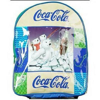 Coca-Cola Polar Bear Backpack