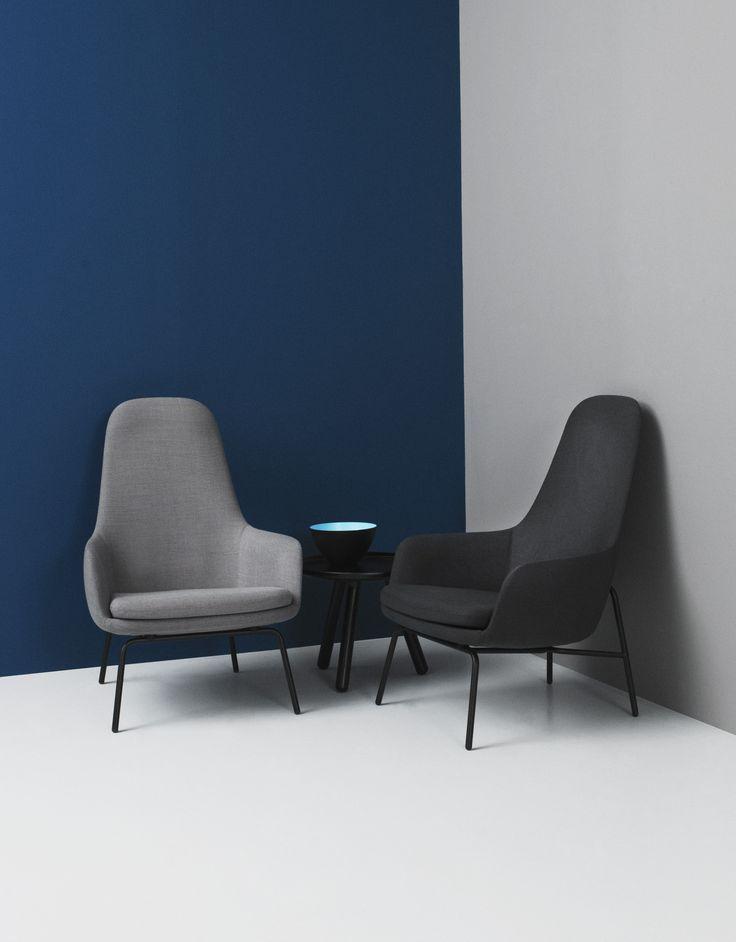 Era Lounge high back chair Normann Copenhagen
