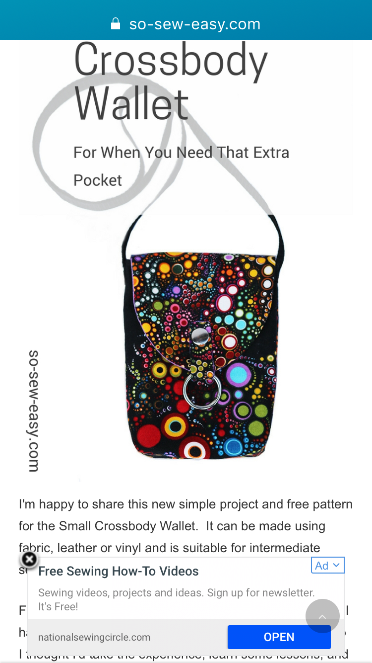 Pin By Melinda Jarboe On Bags And Purses Easy Sewing Free