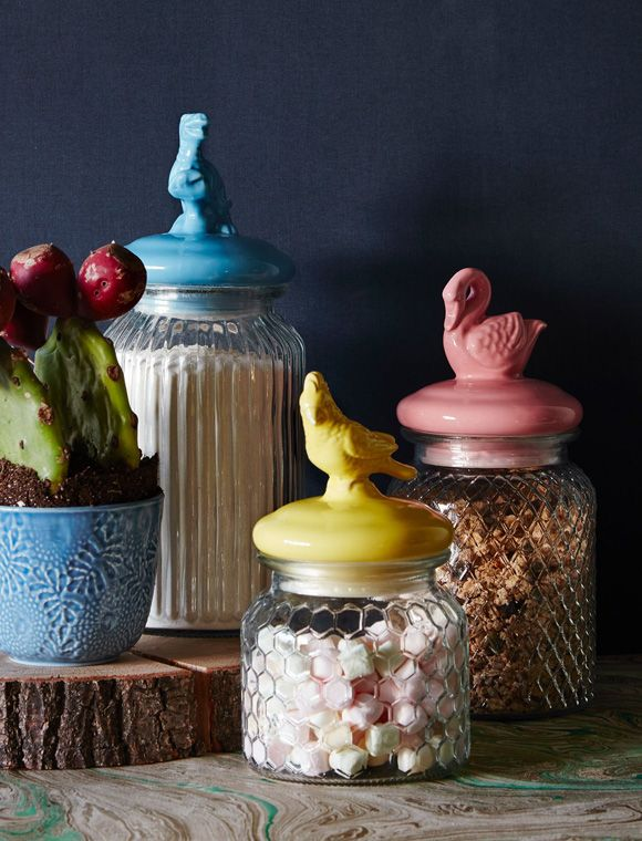 Süße Vorratsdosen mit Tierdeckel von rice. Eine große Auswahl von ...