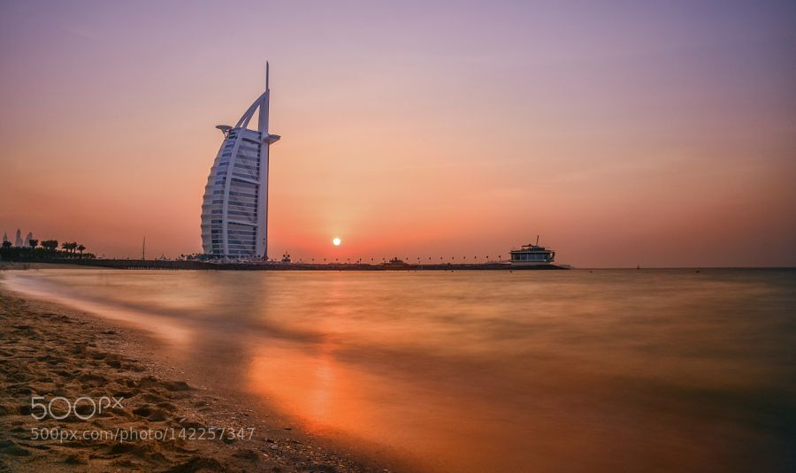 Popular on 500px : Dubai dream by drrana0207
