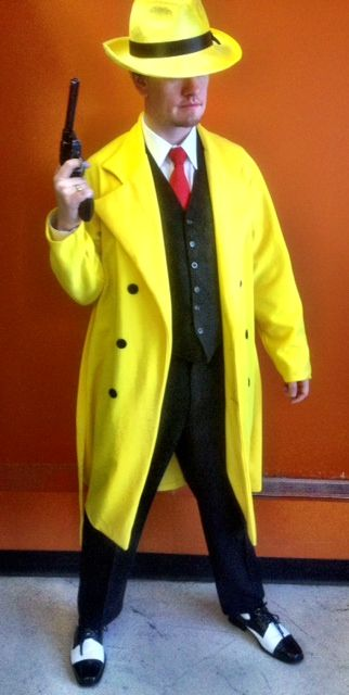 outfits dick tracy
