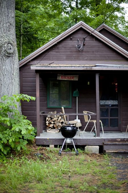 Camping Inspired Wedding Venue Loch Lyme Lodge NH ...