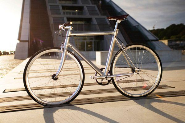 Schindelhauer Bikes: Belt Drive Beauties | Aluminum bike