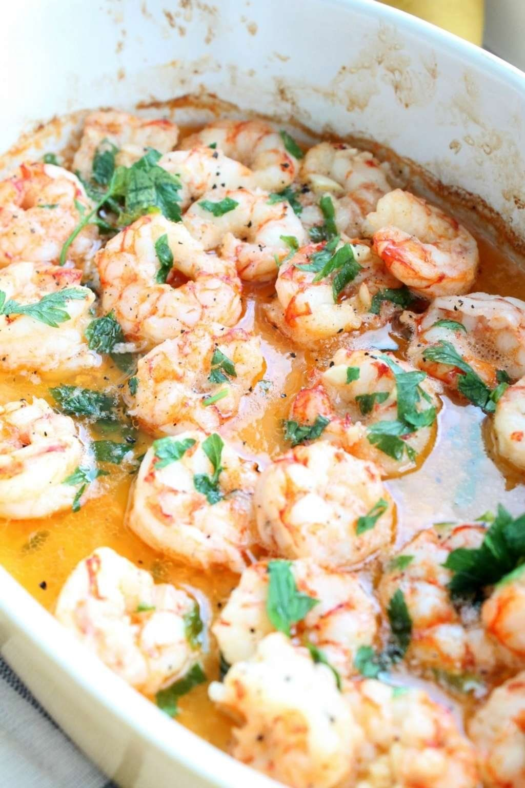 Make This Super-Easy Baked Butter Garlic Shrimp This Week images