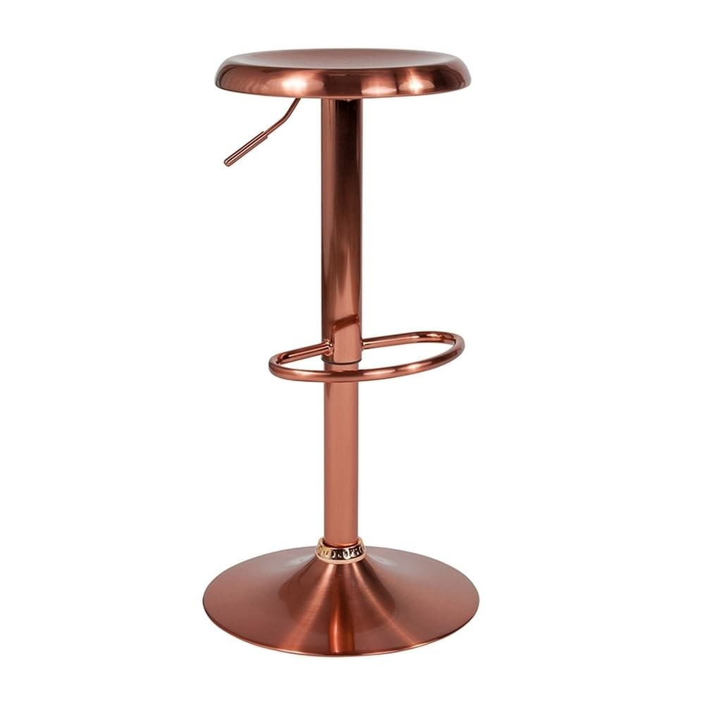 Pleasant Offex Contemporary Adjustable Height Retro Metal Swivel Alphanode Cool Chair Designs And Ideas Alphanodeonline