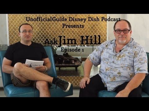Ask Jim Hill Ep. 1 - Most/Least Profitable WDW Resort on disneybloggers.blogspot.com