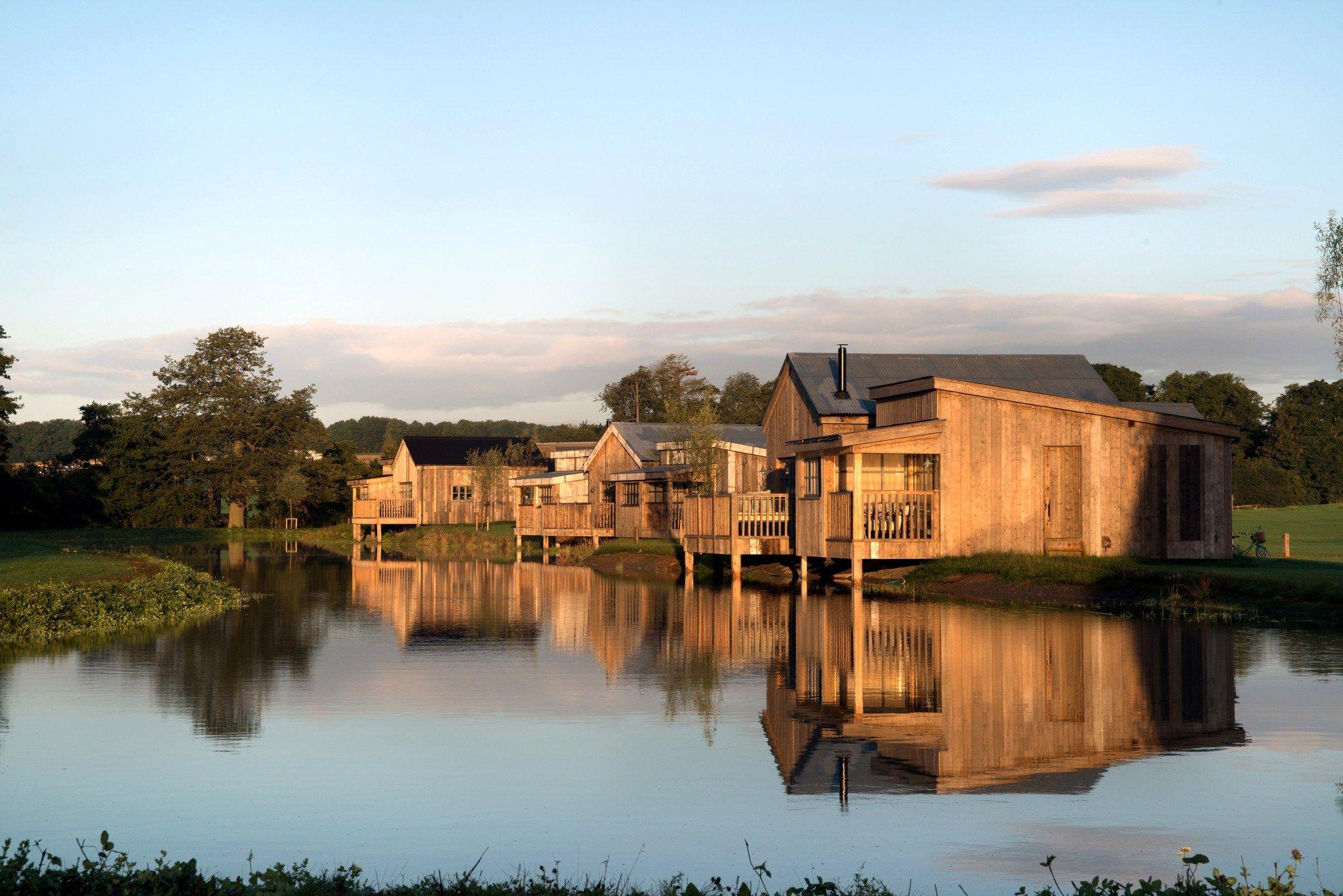 Take a Look Inside Soho House's Farmhouse Retreat