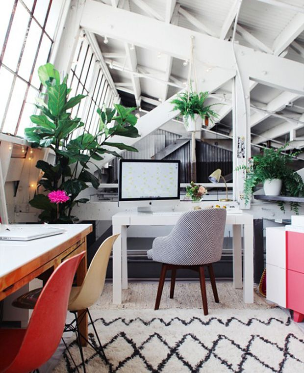 Discover house  home  top design trends for office work space designs and decorating ideas loft attic also rh in pinterest