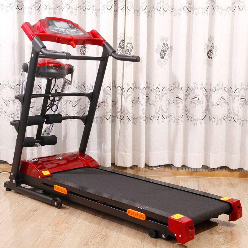 Home Running on treadmill, Treadmill walking, No