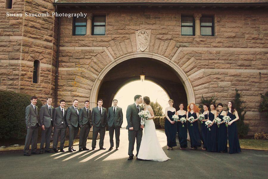 Susan Sancomb Photography Newport Wedding Susansancombphotography Oceancliff