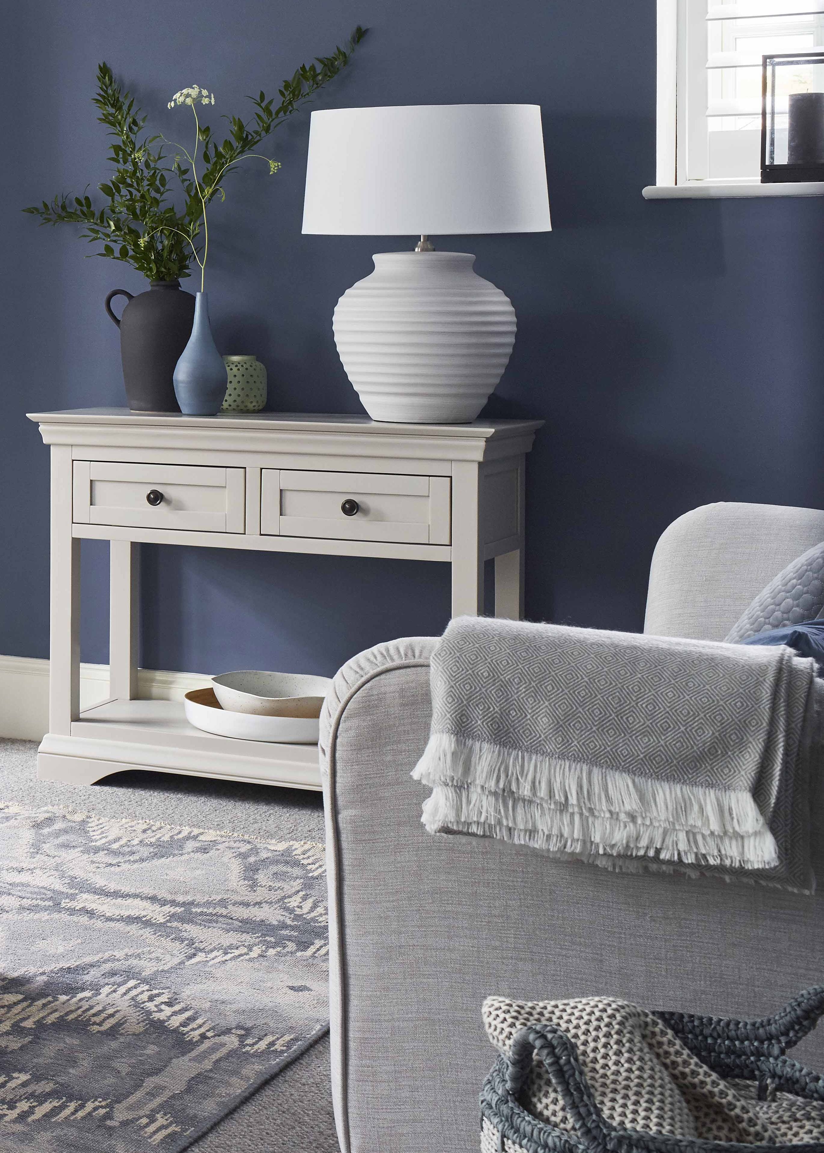 make a statement in your hallway with the clean and on small entryway console table decor ideas make a statement with your home s entryway id=50079