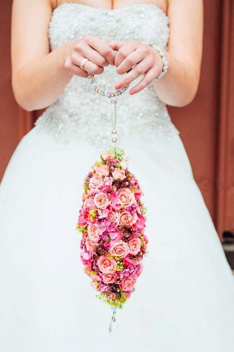 #Hochzeitsstrauss mal anders