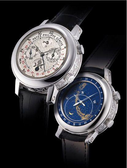 Patek At Million Highest 91 Sales Christie's Tourbillon Philippe Watches Watch 2010 Watch Ever