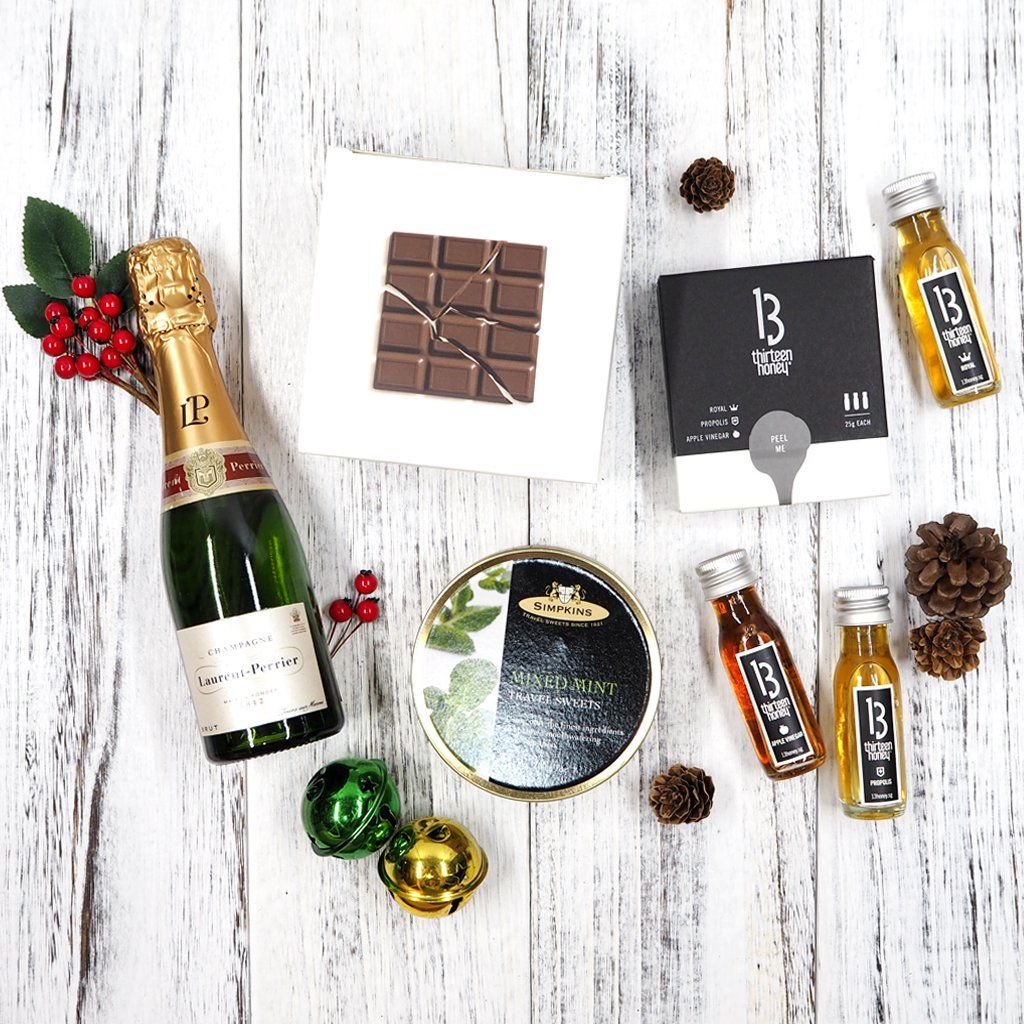 Image result for hampers with simpkins sweets Favorite