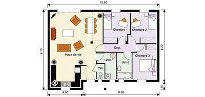 Plan Maison Combles Amenageables Maison Avec Suite Parentale Maison Dona Plan Maison Maison Comble Amenageable