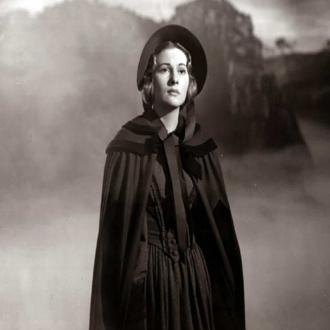 """Joan Fontaine in """"Jane Eyre"""""""