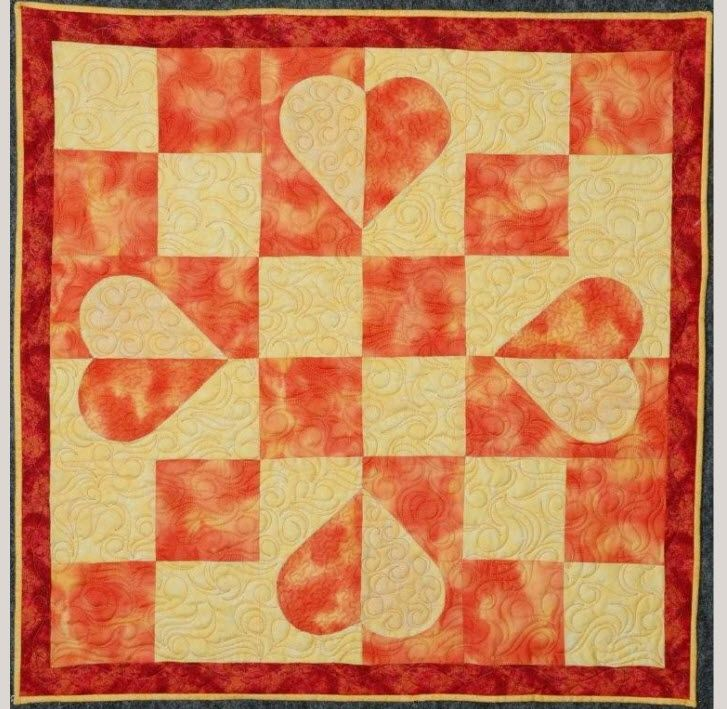 11 Four-Patch Quilts – Fast and Easy!