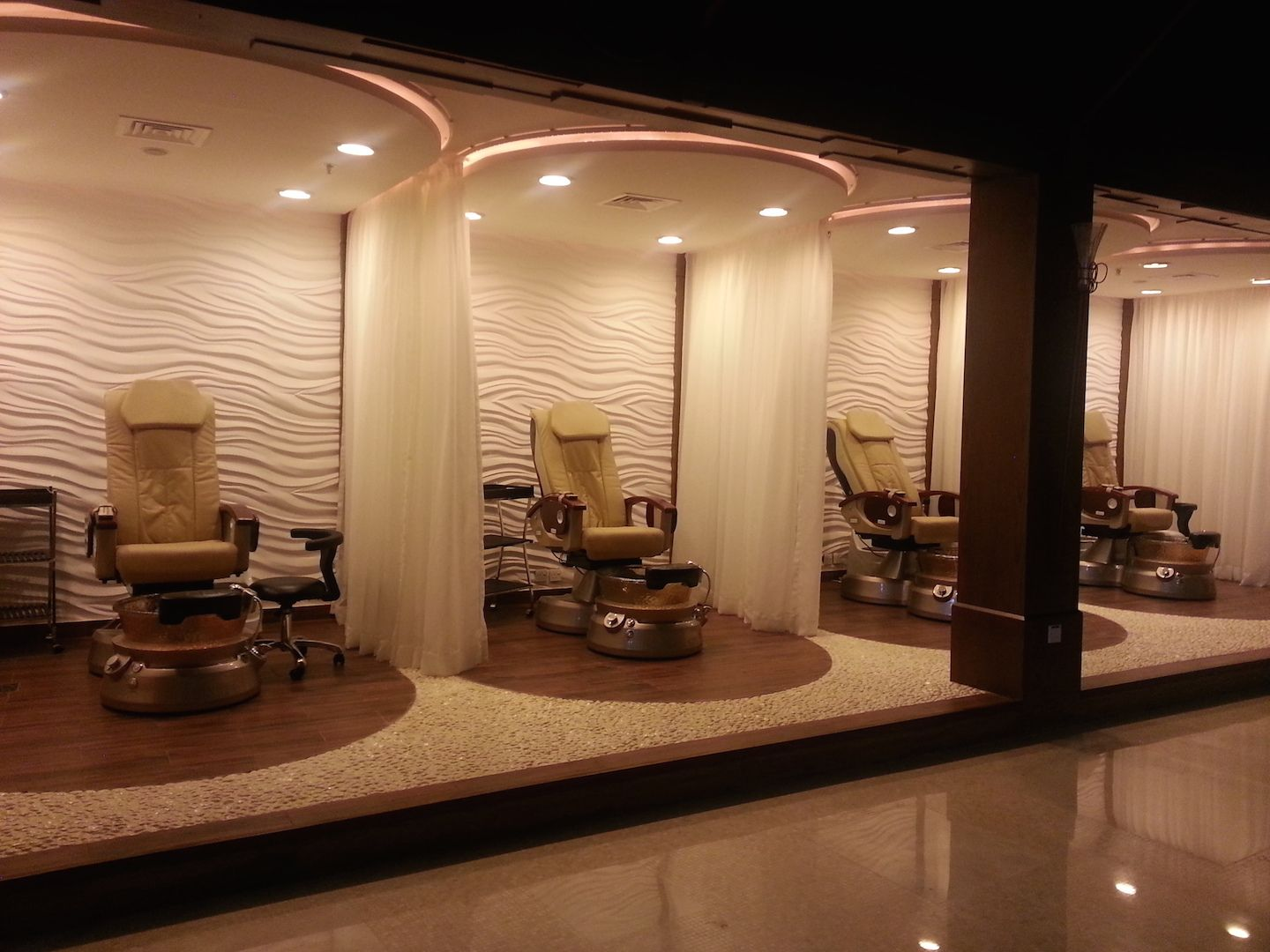 Whenever you want the highest quality pedicure chairs and for Spa salon