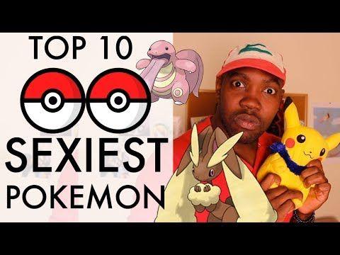 Top 10 sexy pokemon