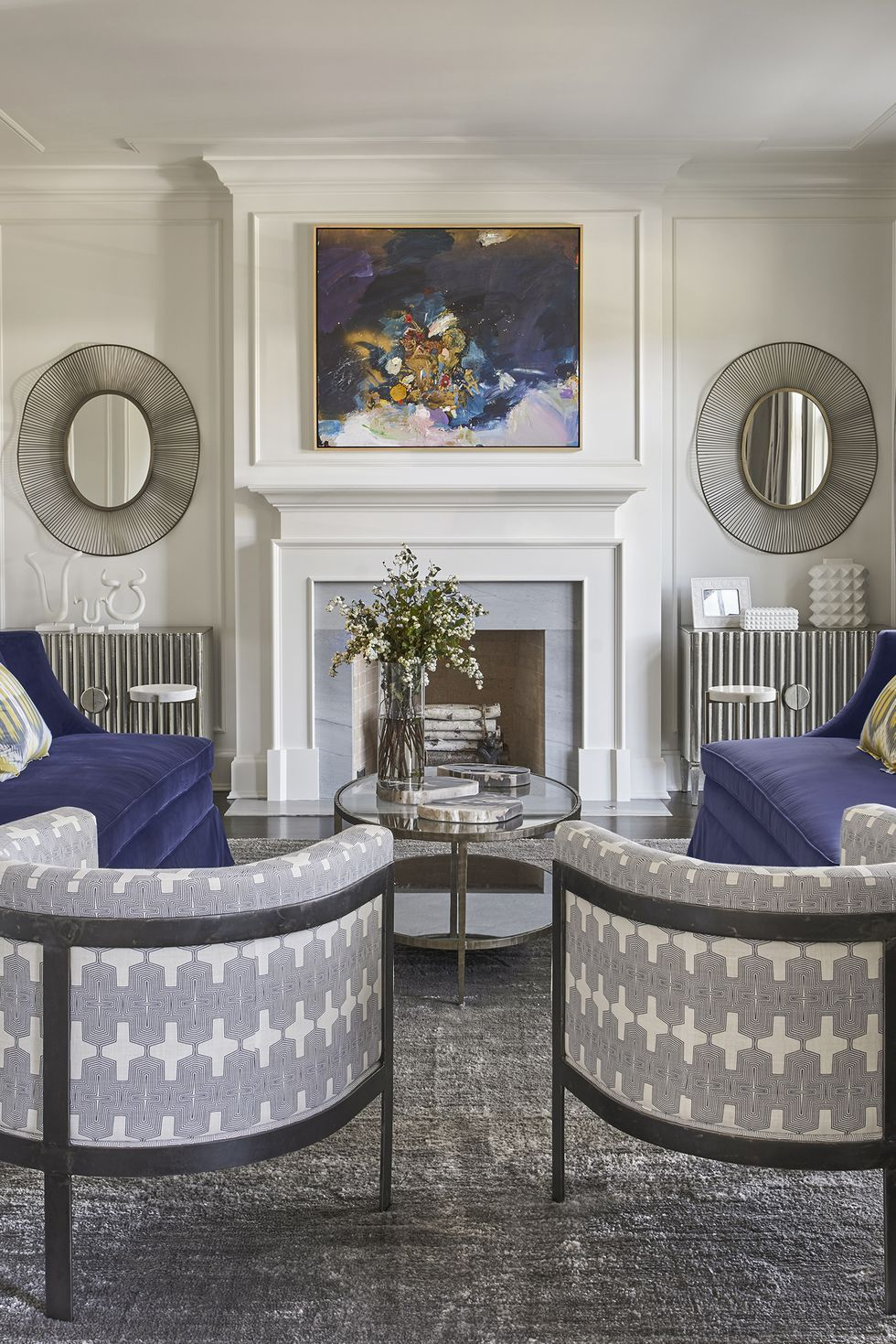 Our Favorite Living Room Seating Arrangement Ideas ...