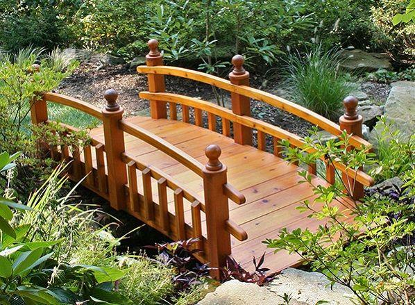 How To Build Garden Bridges: Make A Garden Bridge